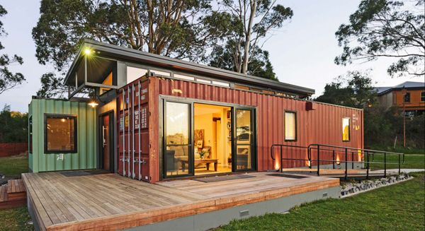 Houses ecological colonial cabin or container – It s like a dream e true Be inspired