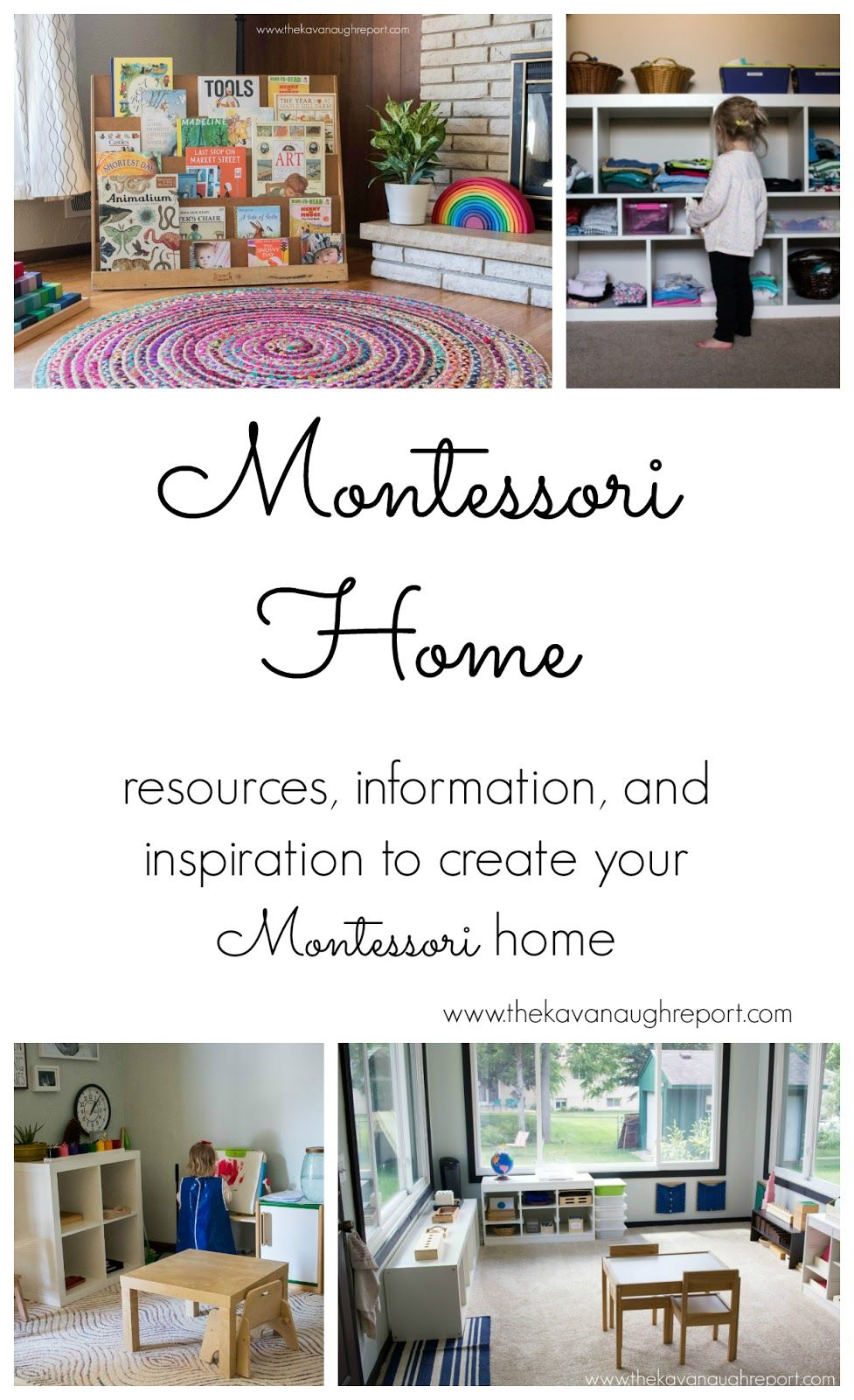 Montessori Home | Montessori, Play ideas and Homeschool