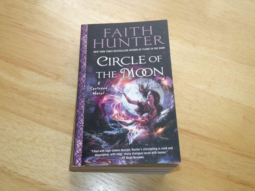 Circle of the moon by faith hunter a soulwood novel