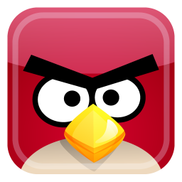 Red Bird Icon Png 256 256 Math Games Red Birds Icon