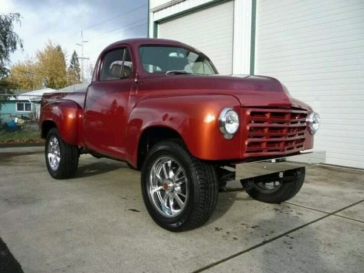 Studebaker truck!!