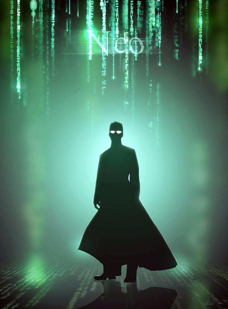 Neo. #matrix, Neo, Morpheus, Trinity | The matrix movie ...