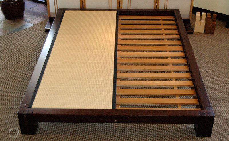 Raku Japanese Tatami Bed Haikudesigns Com