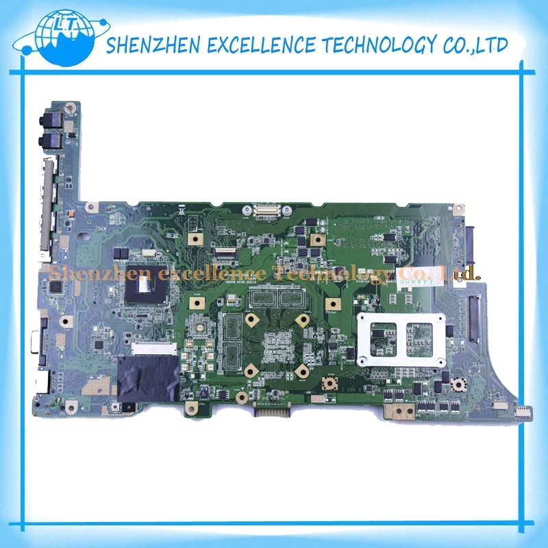 47.63$  Buy here - http://ai0ue.worlditems.win/all/product.php?id=32547134044 - For ASUS K73E X73E K73SD Laptop Motherboard REV 2.3  HM65 GM System board Mainboard fully tested & working perfect