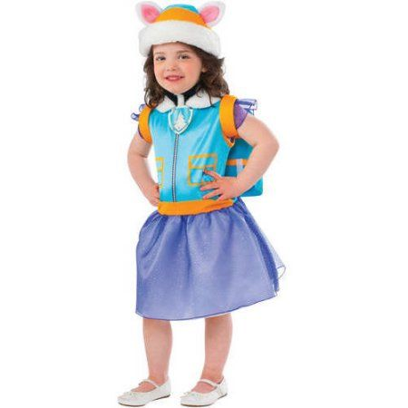 Paw Patrol Everest Toddler Halloween Costume, Toddler Girl\u0027s, Size - halloween ideas girls