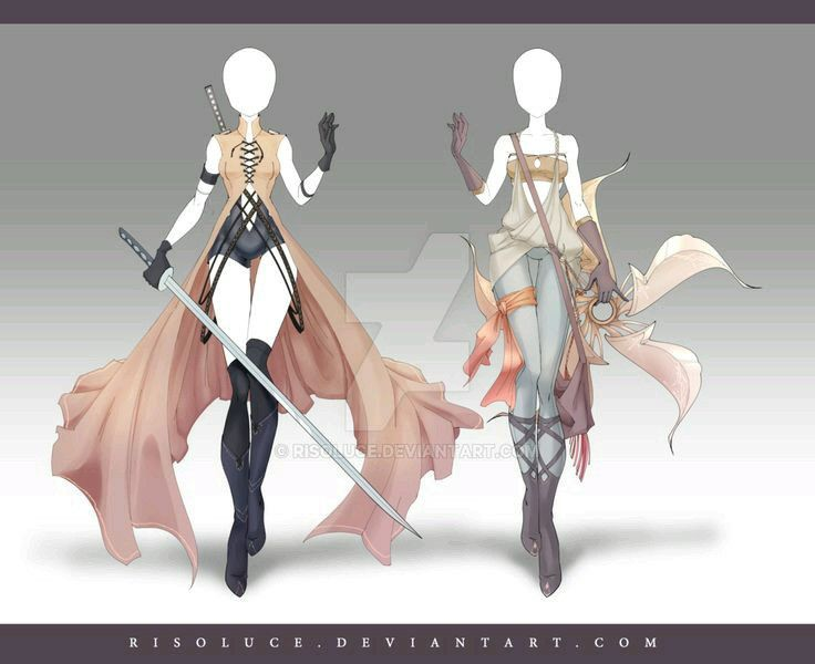 Pin By Tri Hardono On Girl S Fantasy Clothing Anime Outfits Art Clothes