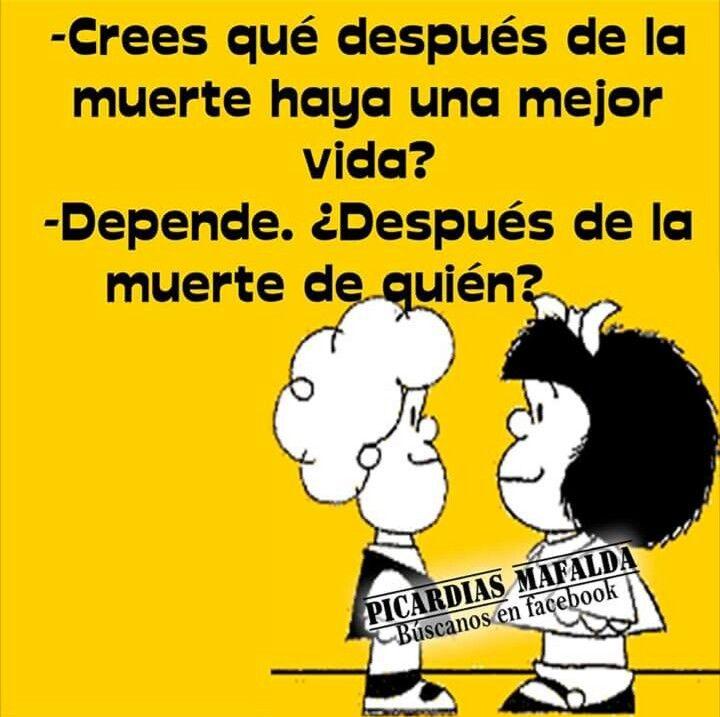 Pin De Roxana En Mensajes Mafalda Frases Imagenes De