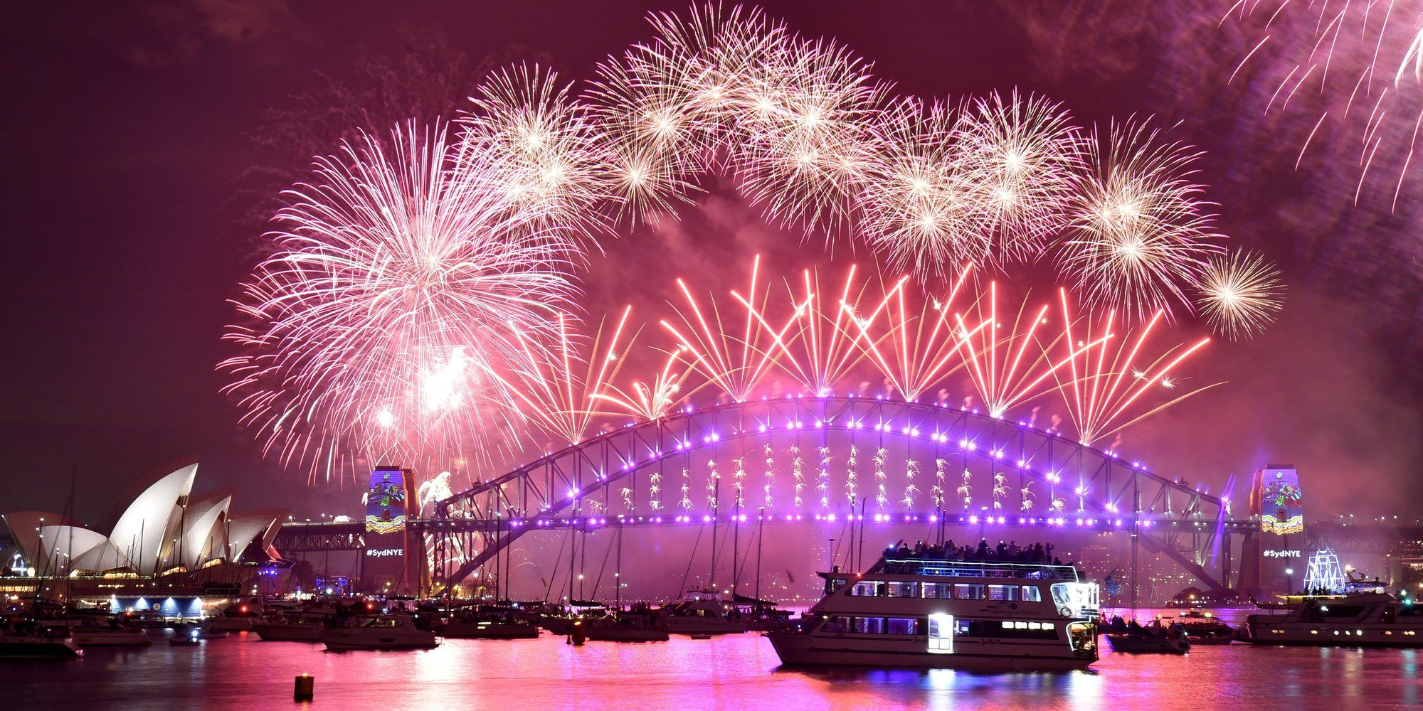 Here Are The Most Breathtaking New Year S Eve Fireworks From Around The World New Years Eve Fireworks Holiday Destinations Best Holiday Destinations