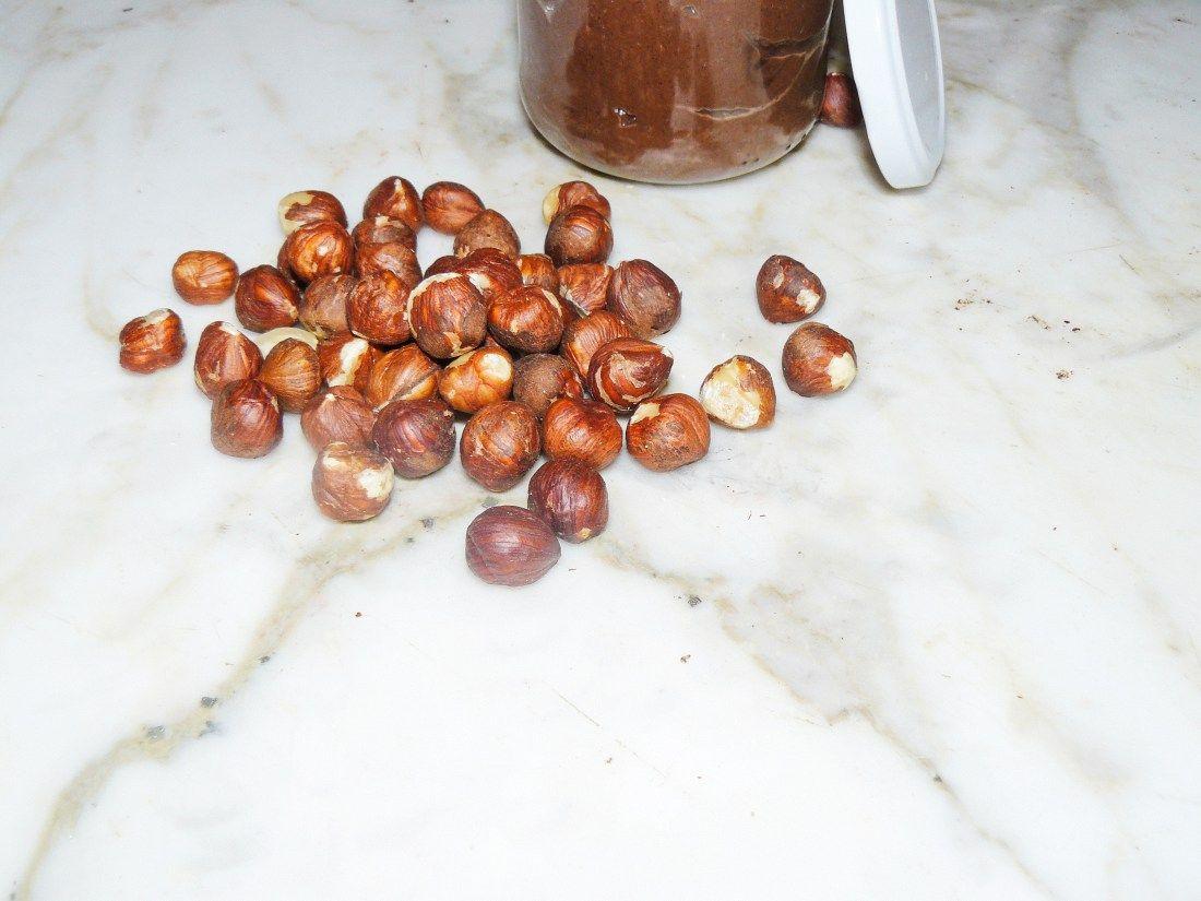 3 ingredient nutella - k&co #nutella #raw #vegan #yummy #foodie #foodporn #food #homemadenutella #healthy