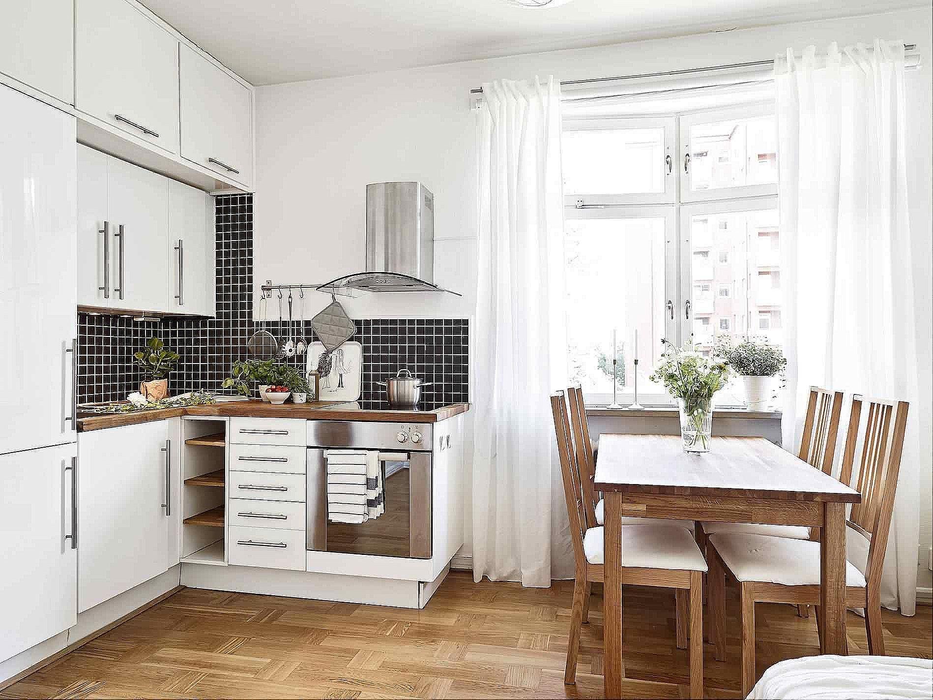 Lovely Small Kitchen Ideas Ikea Small kitchen