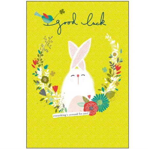 Woodmansterne Good Luck Card 382079  Good Luck Cards To Print