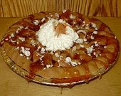 Lattice Crust Whole Apple Pie Candle