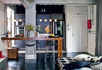 Sandrin Londrina - Ambientes Planejados: DICA DE EXPERT - Por um fio: Uma lâmpada simples pode fazer bonito na decoração!