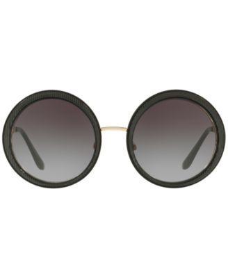 7c09a025795d Dolce & Gabbana Sunglasses, DG2179   Products   Round sunglasses ...