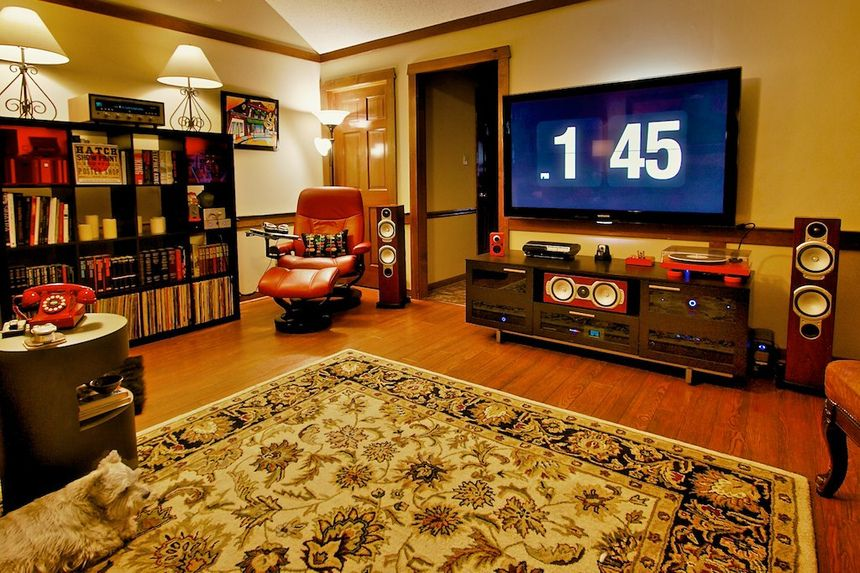 Explore Stereo Cabinet Room Setup And More Living