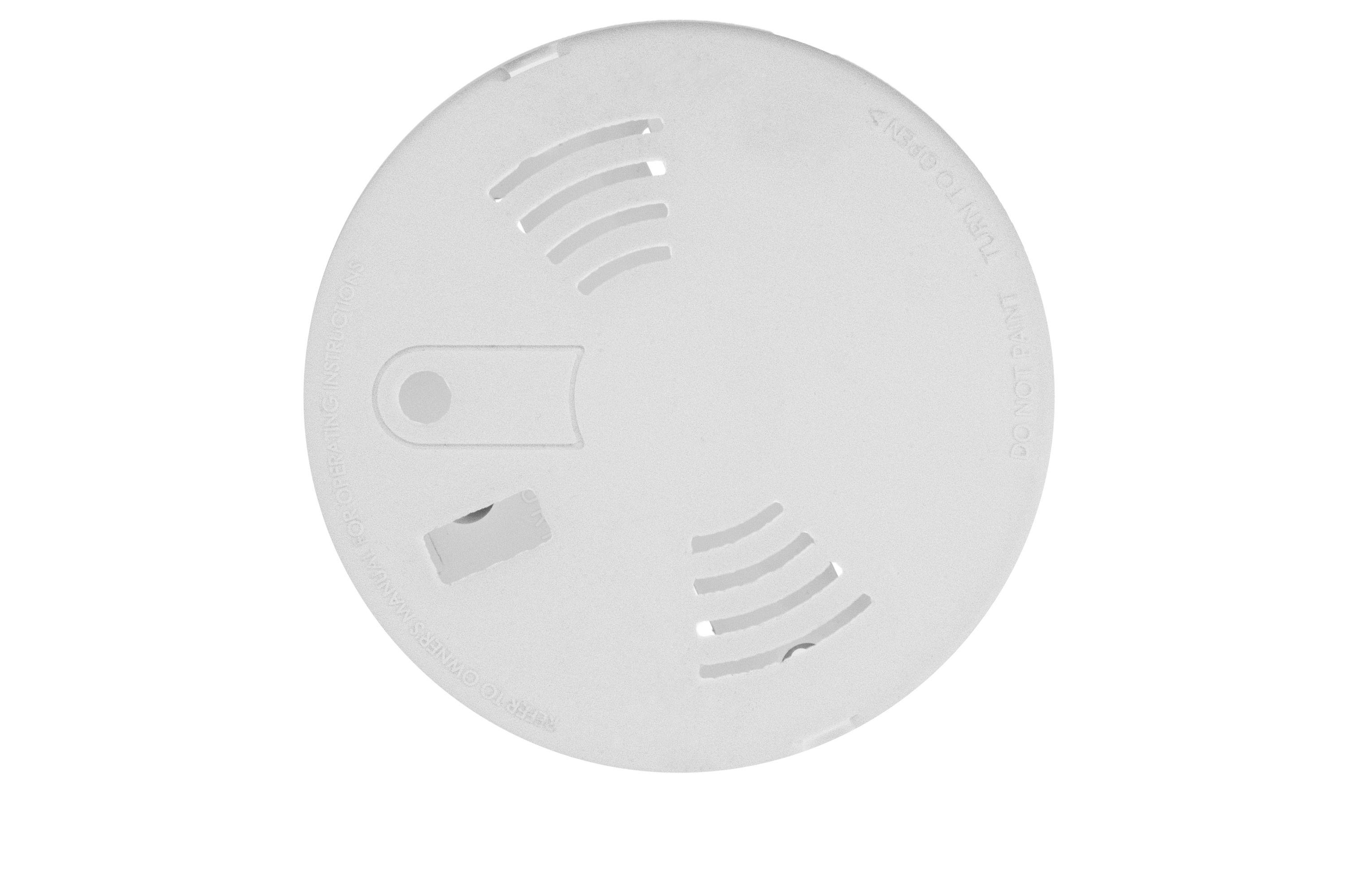 Camscura smoke detector enclosure spygear smoke