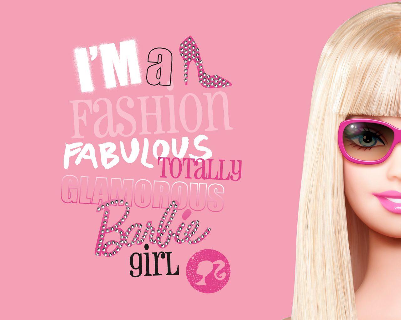 Barbie Wallpaper Com Imagens Papel De Parede Cor De Rosa