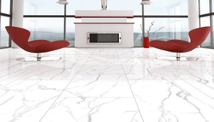 Glazed Vitrified Floor Tiles Types Design And Size Details Glazed