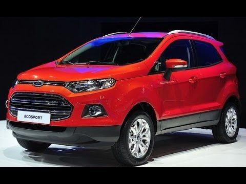 Ford All New Ecosport Http Www Youtube Com Watch V Oqr W93hpye