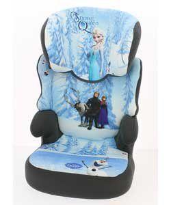Disney Frozen Group 2-3 Highback Car Booster Seat 9d77160637