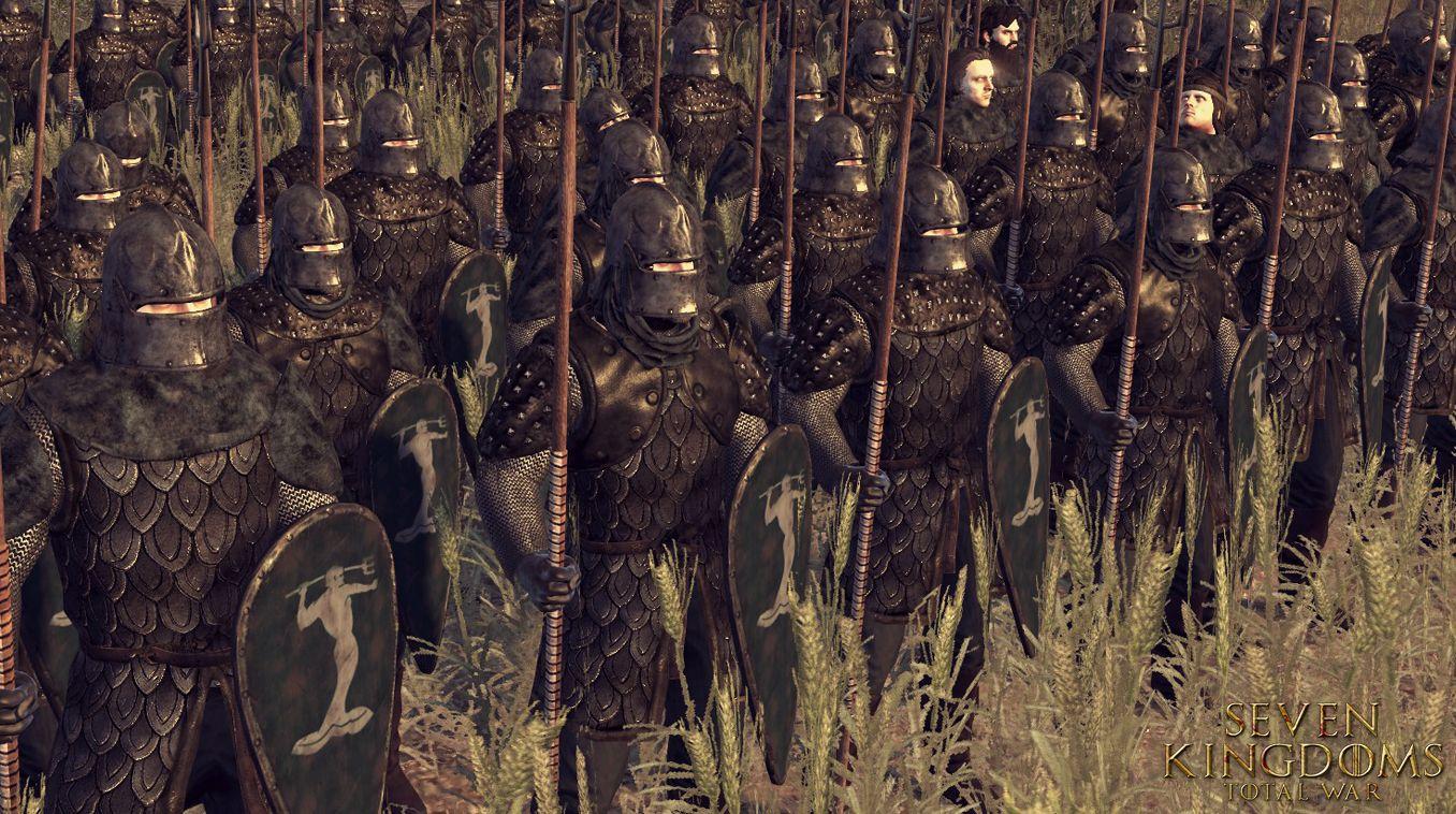 House Manderly The North Image Seven Kingdoms Total War Mod