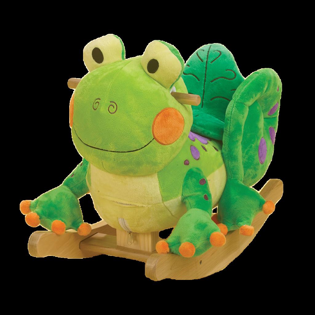 Fergie Frog Chair Rocker by Rockabye... would love one of
