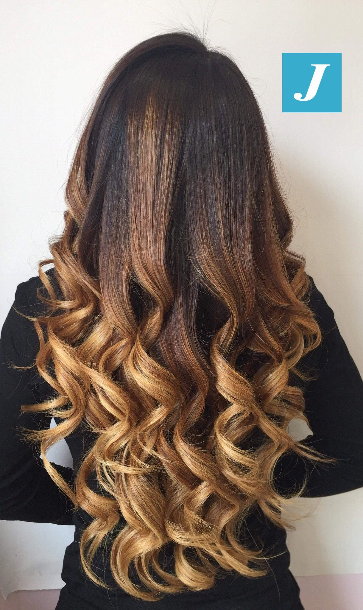 Inimitabile Degrade Joelle Cdj Degradejoelle Tagliopuntearia Degrade Igers Musthave Hair Hairstyle Curls For Long Hair Brown Hair Balayage Hair Styles