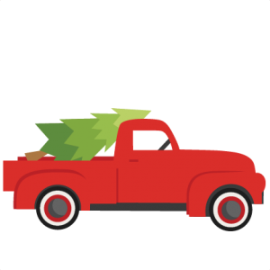 Freebie of the Day! Christmas Tree With Truck Model/SKU ...