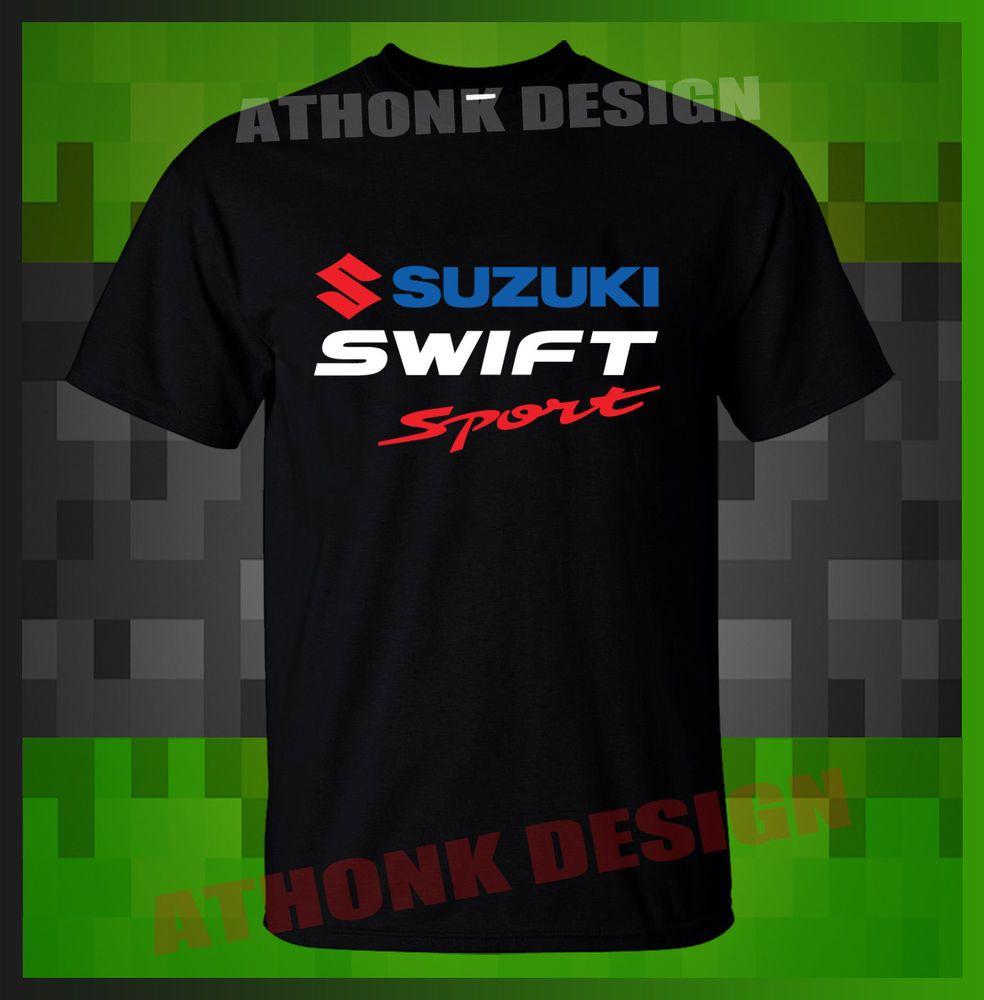 NEW SUZUKI SWIFT SPORT T-SHIRT #fashion #clothing #shoes