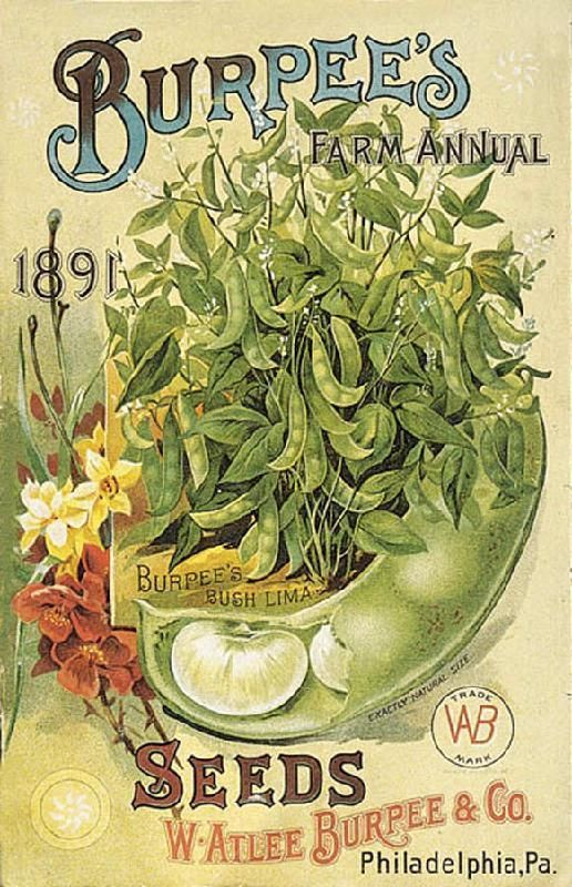 Burpee's 1891 Farm Annual