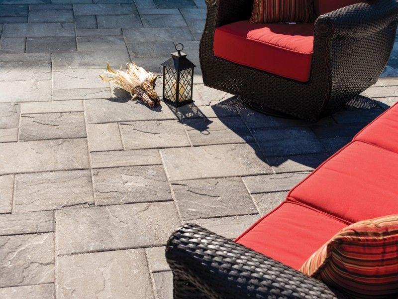 Trevista pavers. Available at Lanes Landscape Supplies www ... on Backyard Renovation Companies Near Me id=20541