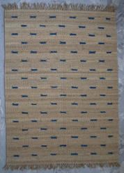 Simple patterns in two color combinations are used to create these chunky woven hemp rugs.  These Hemp Rugs are available in many color combination & size. Designer Hemp Rugs are Handwoven in Jaipur, INDIA. These Rugs are made of 100% Jute.