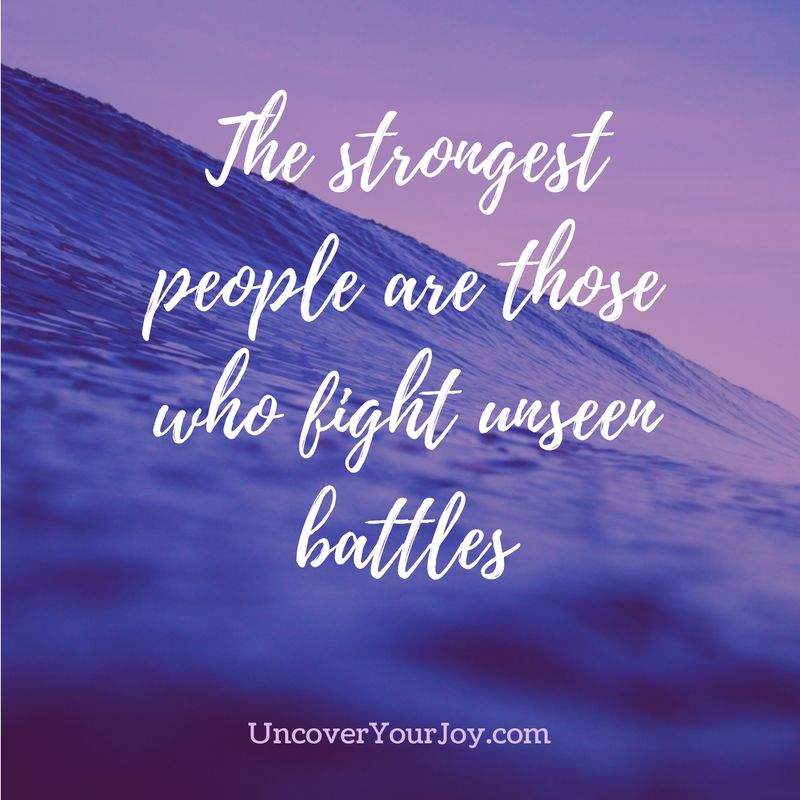 Mental Health Quotes: You Are Strong. Inspiring Quotes