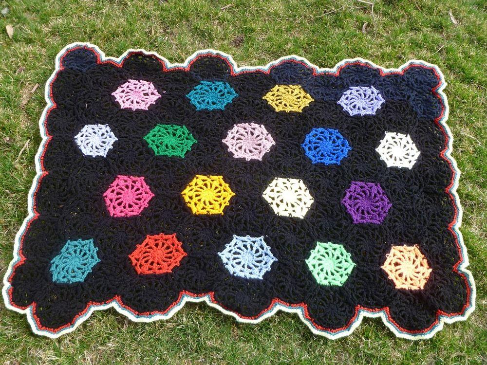 Multicolored Scrapghan