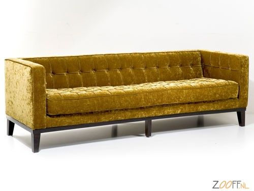 Kare Design Bank kare design mirage sofa zitbank goud