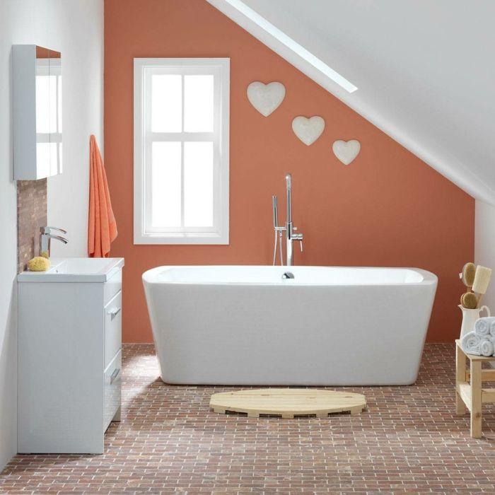 ▷ 1001 + propositions pour la salle de bain mansardée idéale