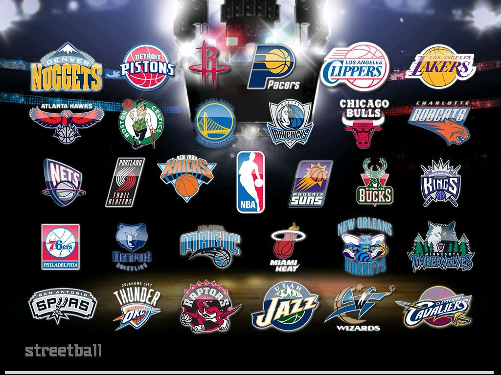 NBA Team Logos Wallpapers 2016 - Wallpaper Cave | All ...