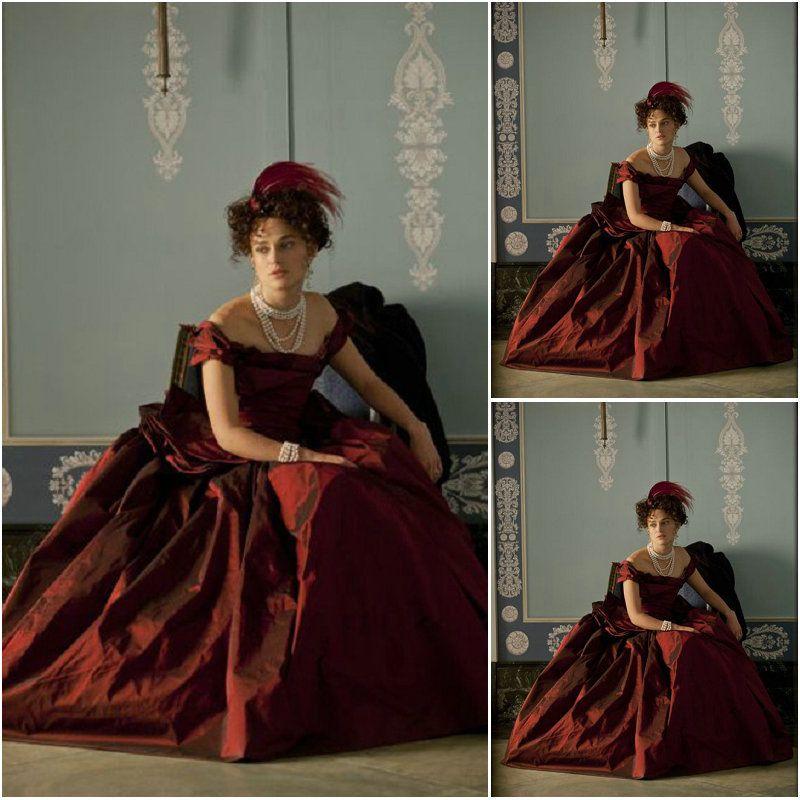 Click to Buy    Historical!19 Century Red Vintage Costumes 1860S Victorian.     e3e28ca232de
