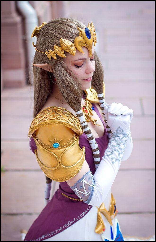 Princess Zelda Cosplay : gaming