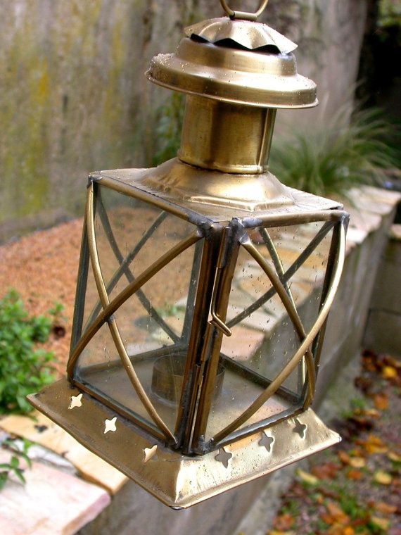 French vintage hand made lamp art deco 1930s by PARISOUIPARIS