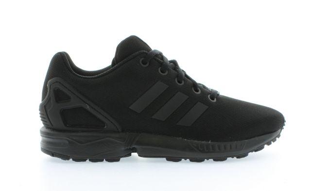 separation shoes fcc3b 73b63 Adidas ZX Flux All Black GS | Shoes | Adidas zx flux, Adidas ...
