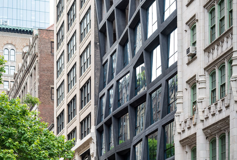 Oma 121 East 22nd Street New York Facade Architecture Architecture Exterior Architecture