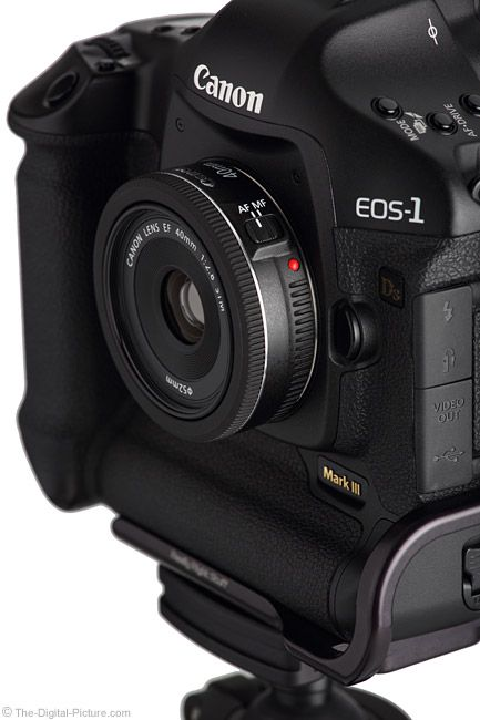 Canon Ef 40mm F 2 8 Stm Pancake Lens On 1ds Mark Iii For More Images And Information On Camera Gear Please Visit Us At Www The Digita Canon Lenses