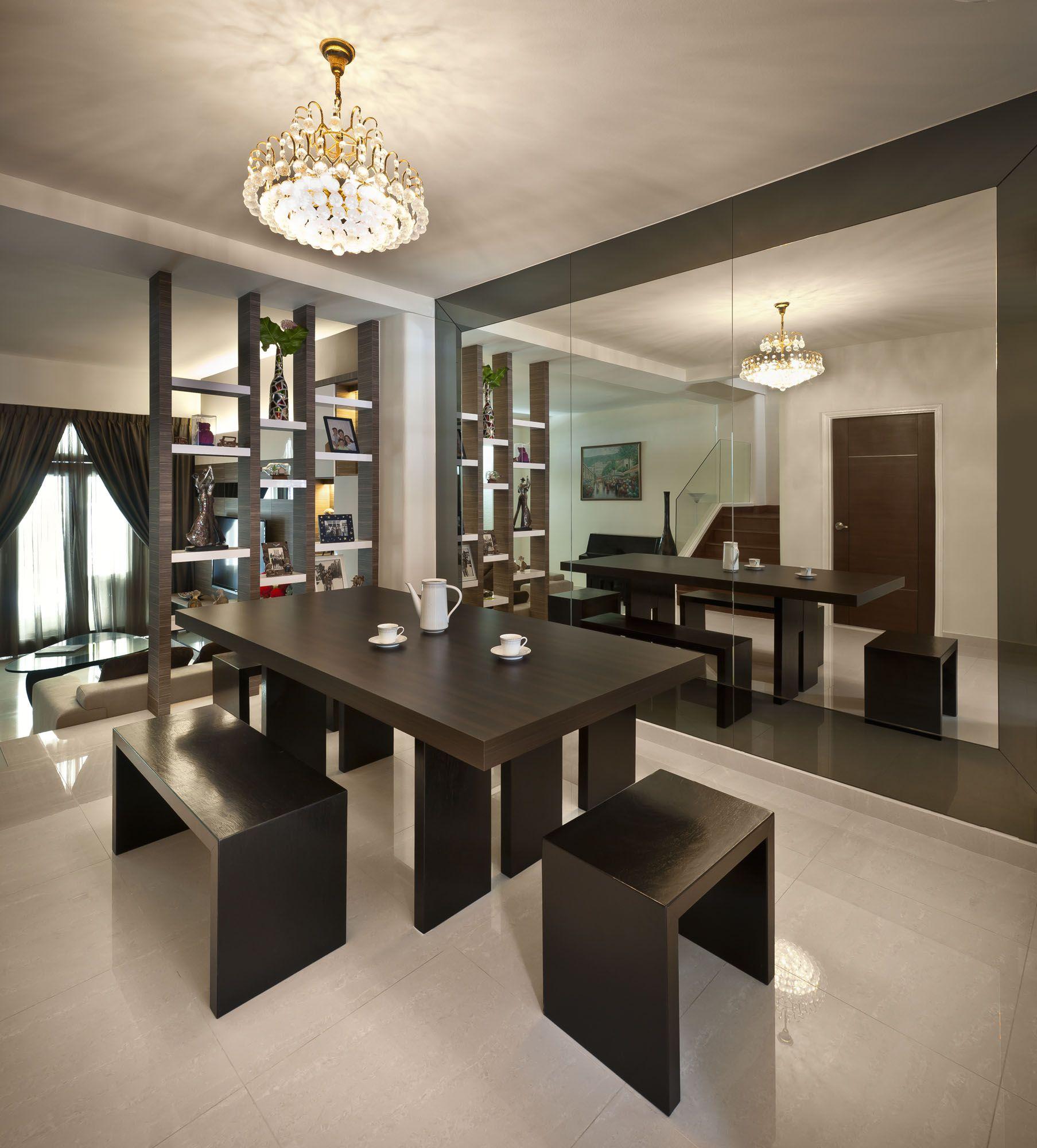 Singapore Modern Dining Hall Design Google Search Hall Interior Design Interior Design Hall Interior