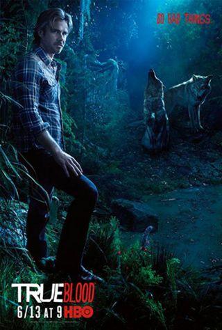 True Blood Sam Trammell as Sam Merlotte