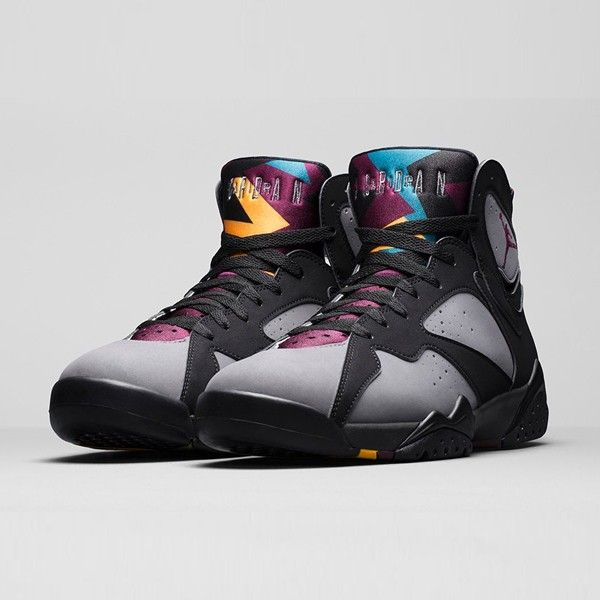 new product 51385 f077b Comprar Air Jordan VII Retro  Bordeaux  Zapatillas Baloncesto y mucho mas