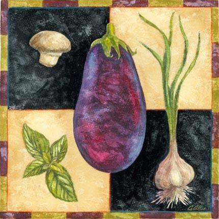 Farmers Eggplant (Geoff Allen)