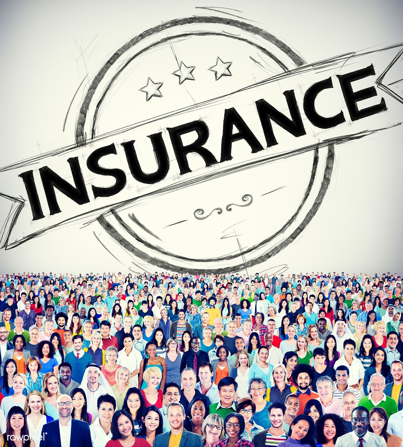 Download premium image of insurance benefits protection