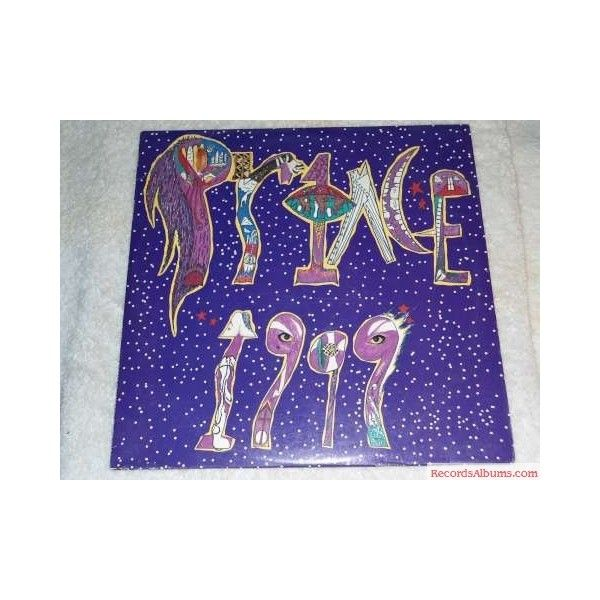 Prince 1999 double vinyl record album for sale. Buy this super classic 80s gem. Better hurry, its nice!
