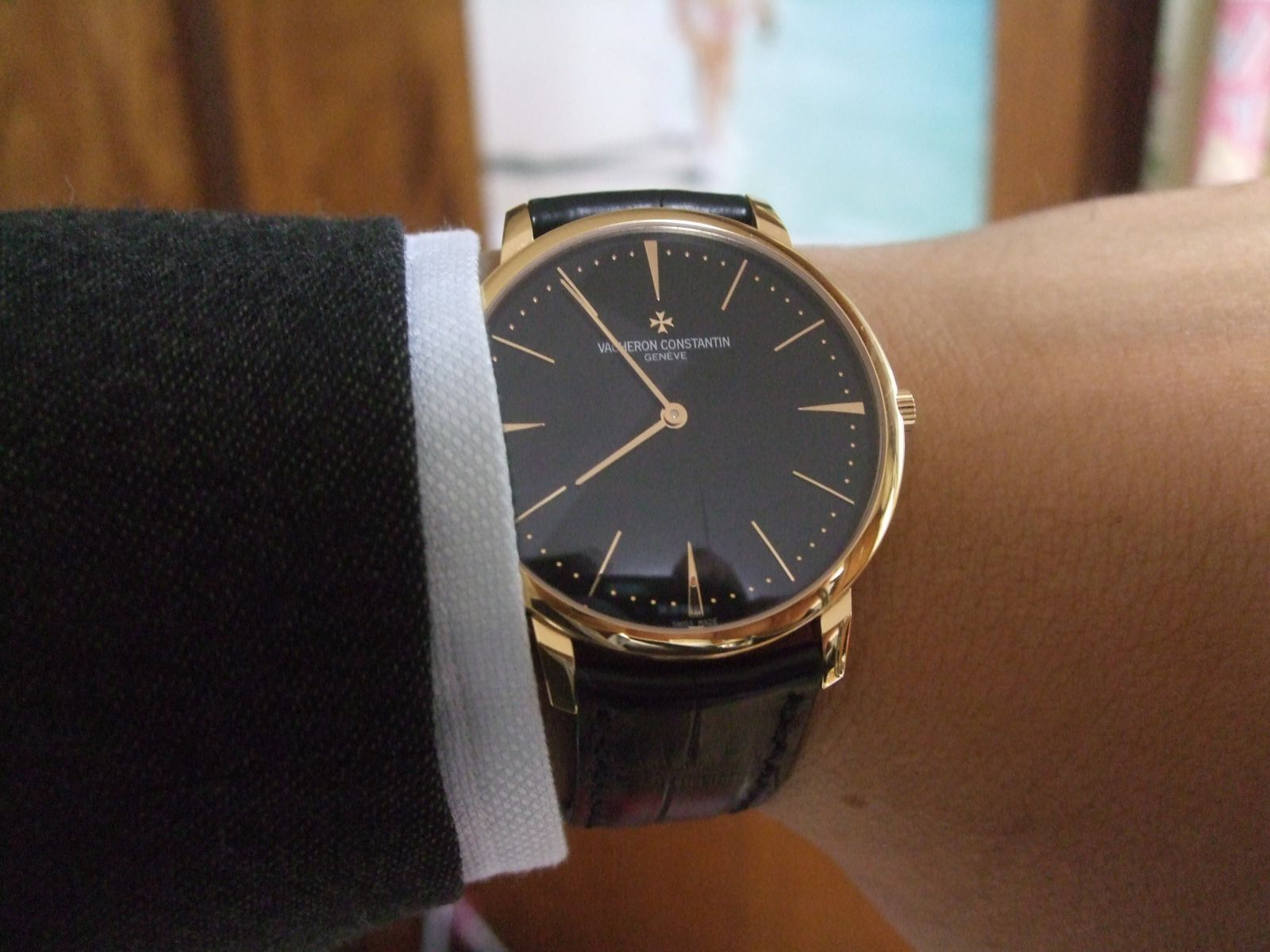 Congratulations The Hour Lounge The Vacheron Constantin Forum Mens Fashion Urban Watches For Men Man Dressing Style